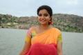 Actress Swathi Reddy Saree Photos in Tripura Movie