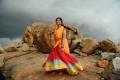 Tripura Swathi Reddy in Saree Photos