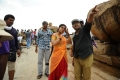 Tripura telugu Movie Working Stills