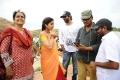 Tripura Movie Working Stills