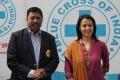 Amala Nagarjuna at Blue Cross Building Launch Stills