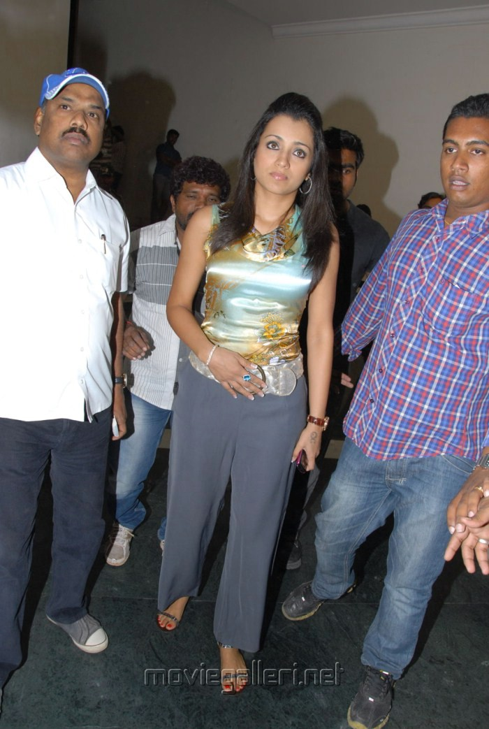 Dammu Trisha New Stills