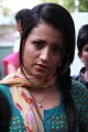 Actress Trisha at Endrendrum Punnagai Movie Pooja Stills