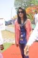 Actress Trisha Krishnan New Stills at H Productions No.6 Movie Launch