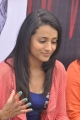 Actress Trisha New Stills @ H Production Prod.No.6 Muhurat