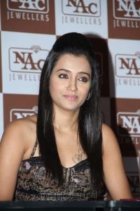Actress Trisha At NAC Jewellers Press Conference Photos
