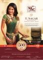 NAC Jewellers Ad Trisha in Saree Photos