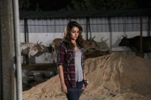 Actress Trisha Garjanai Movie Stills