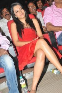 Trisha Hot Pics in Red Skirt