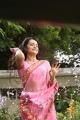 Kalavathi Heroine Trisha Hot Wet Saree Stills