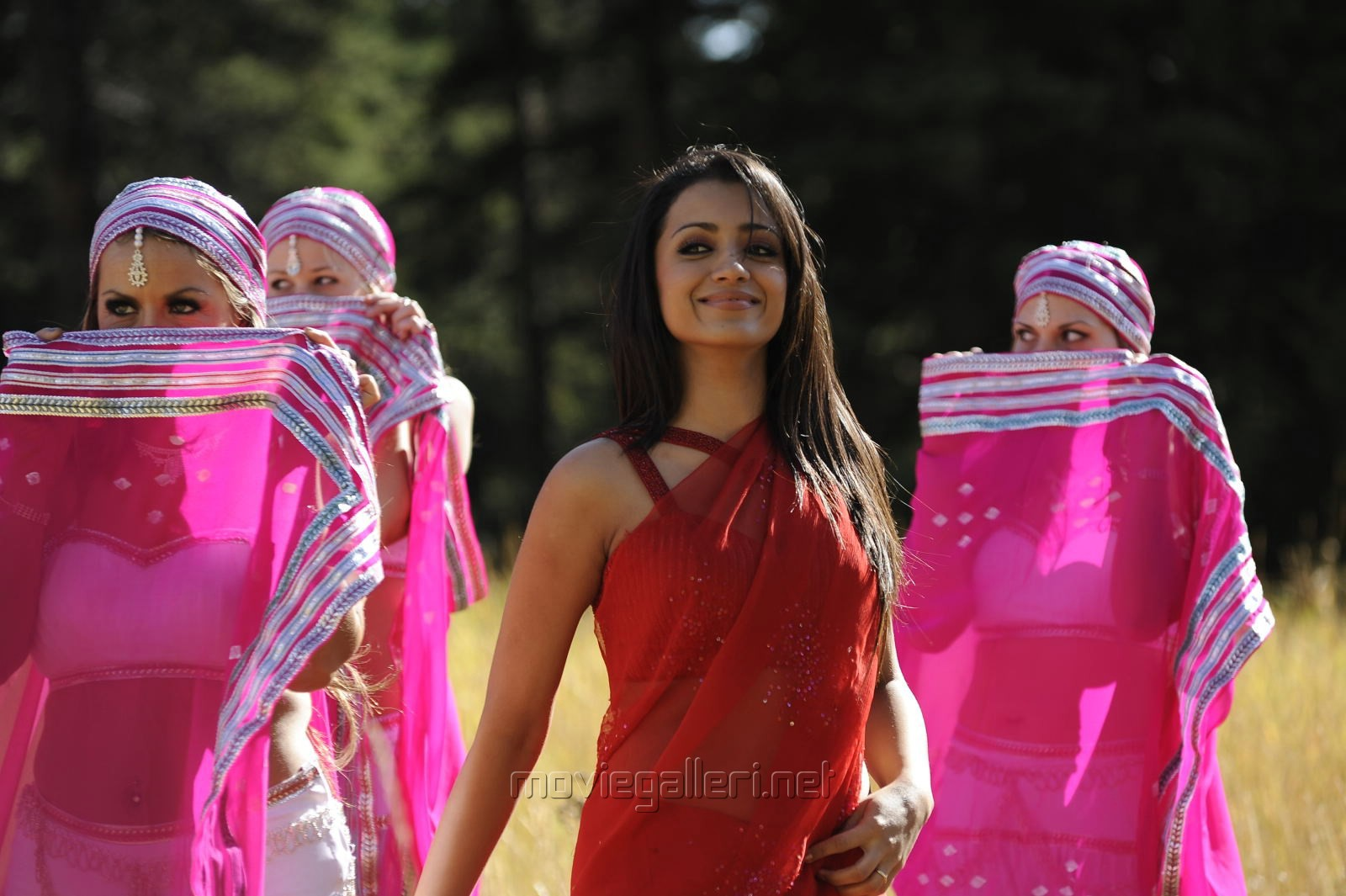 Picture 739622 Hot Trisha In Dammu Hd Wallpapers New Movie Posters