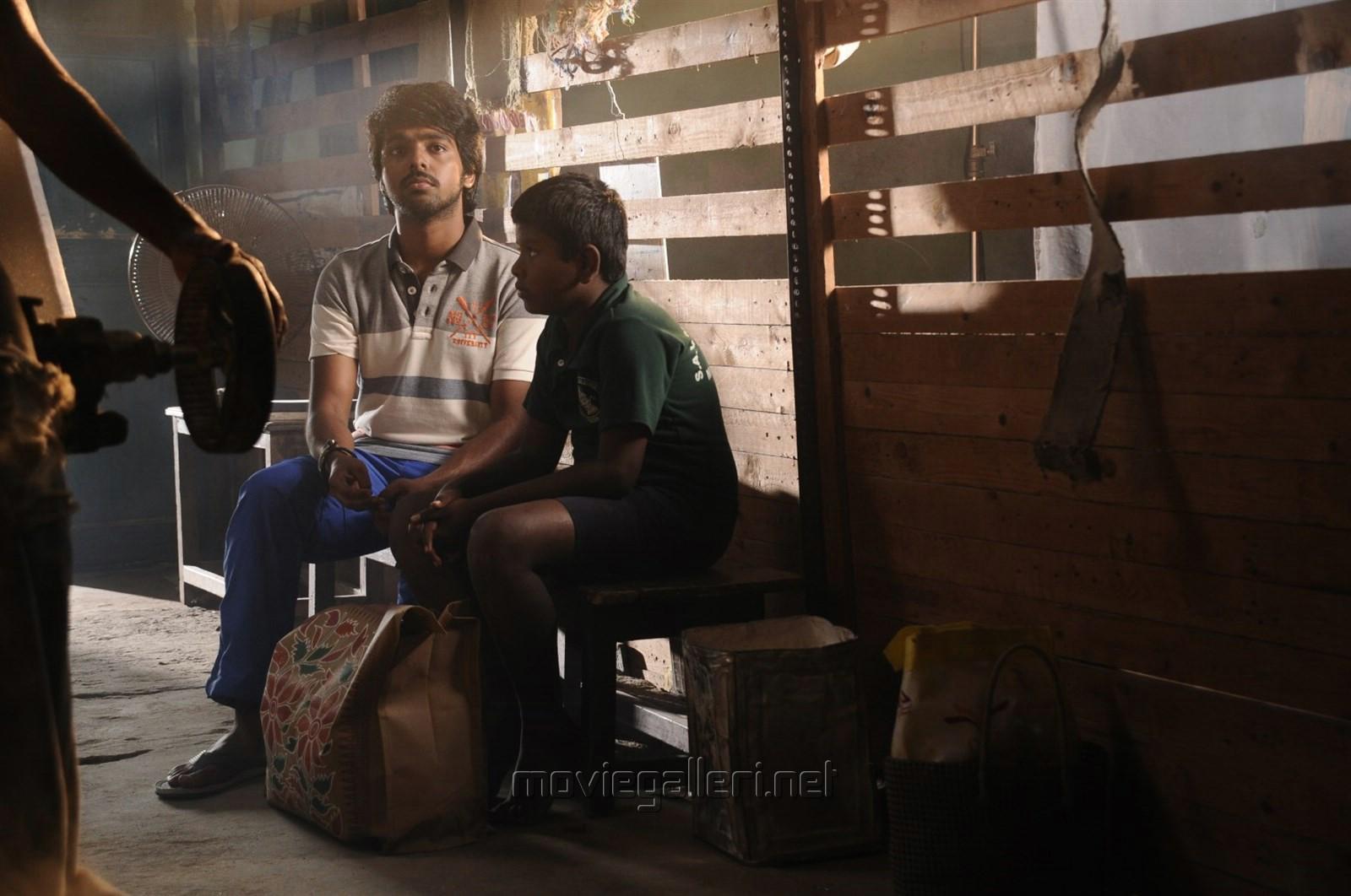 Actor GV Prakash Kumar in Trisha Illana Nayanthara New Stills