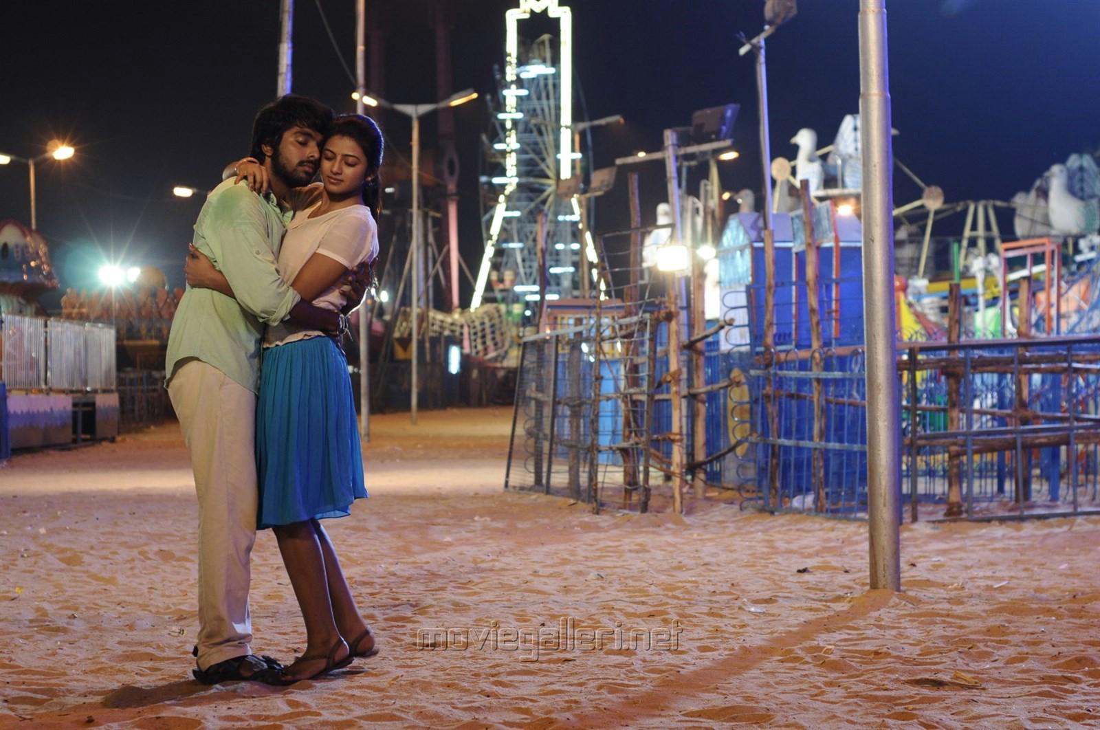 GV Prakash Kumar, Anandhi in Trisha Illana Nayanthara New Stills