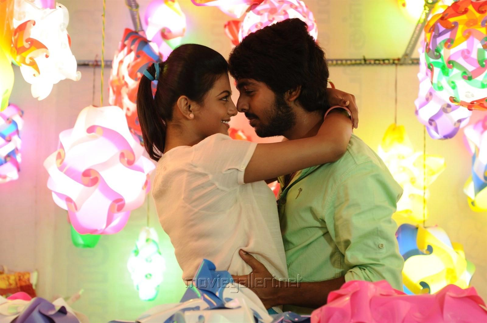 Anandhi, GV Prakash Kumar in Trisha Illana Nayanthara New Stills