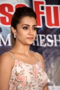Actress Trisha Krishnan Pics @ Mohini Pre Release