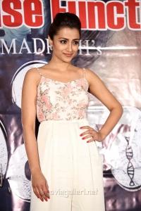 Actress Trisha Krishnan New Pics @ Mohini Movie Pre Release