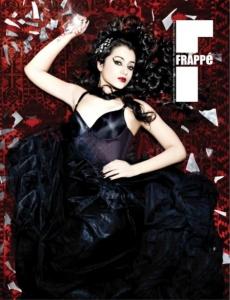 Trisha Hot Photoshoot for Frappe Magazine