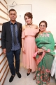 Actress Trisha launches Bounce Salon & Spa at Inorbit Mall, Hyderabad