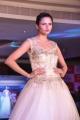 Aarti Singh @ Trisha Love for Handloom Fashion Show at Taj Krishna, Hyderabad