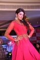 Pranitha Subhash @ Trisha Love for Handloom Fashion Show at Taj Krishna, Hyderabad