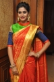 Varshini Sounderajan @ Trisha Love for Handloom Fashion Show at Taj Krishna, Hyderabad