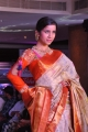 Namrata Sharma @ Trisha Love for Handloom Fashion Show at Taj Krishna, Hyderabad