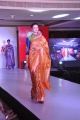 Aarti Singh @ Trisha Love for Handloom Fashion Show at Taj Krishna, Hyderabad