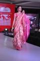 Model Kushboo @ Trisha Love for Handloom Fashion Show at Taj Krishna, Hyderabad