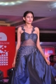 Swetha Jadhav @ Trisha Love for Handloom Fashion Show at Taj Krishna, Hyderabad
