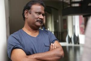 Director R Madhesh Mohini Movie Working Stills HD