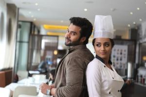 Jackky Bhagnani, Trisha in Mohini Movie Stills HD
