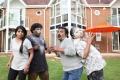 Jangiri Madhumitha, Yogi Babu, Ganesh, Swaminathan in Mohini Movie Stills HD