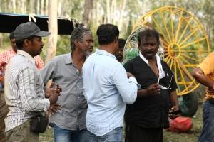 Trisha Mohini Movie Working Stills HD