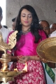 Actress Trisha Krishnan Stills @ Nayagi Movie Launch