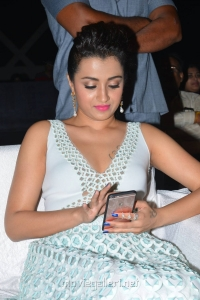 Actress Trisha Krishnan Hot Pics @ Nayaki Audio Release