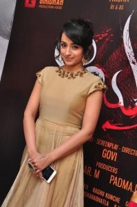 Actress Trisha Images at Nayaki Press Meet