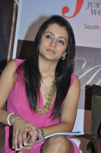 Trisha New Hot Images in Pink Skirt
