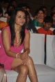 Trisha Hot Thigh Show Photos in Pink Skirt