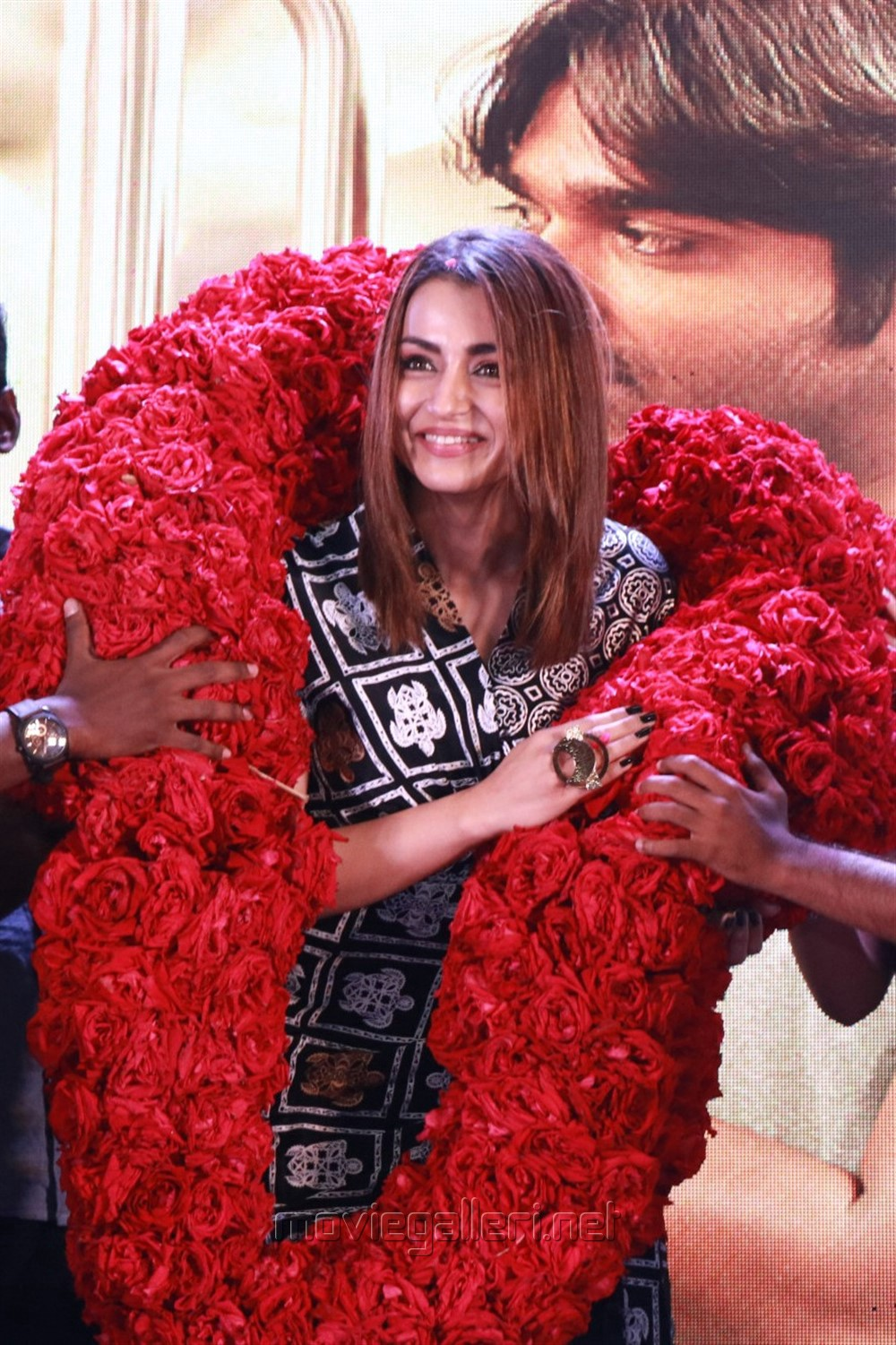 Actress Trisha Krishnan Photos @ 96 Movie 100 Days Celebrations