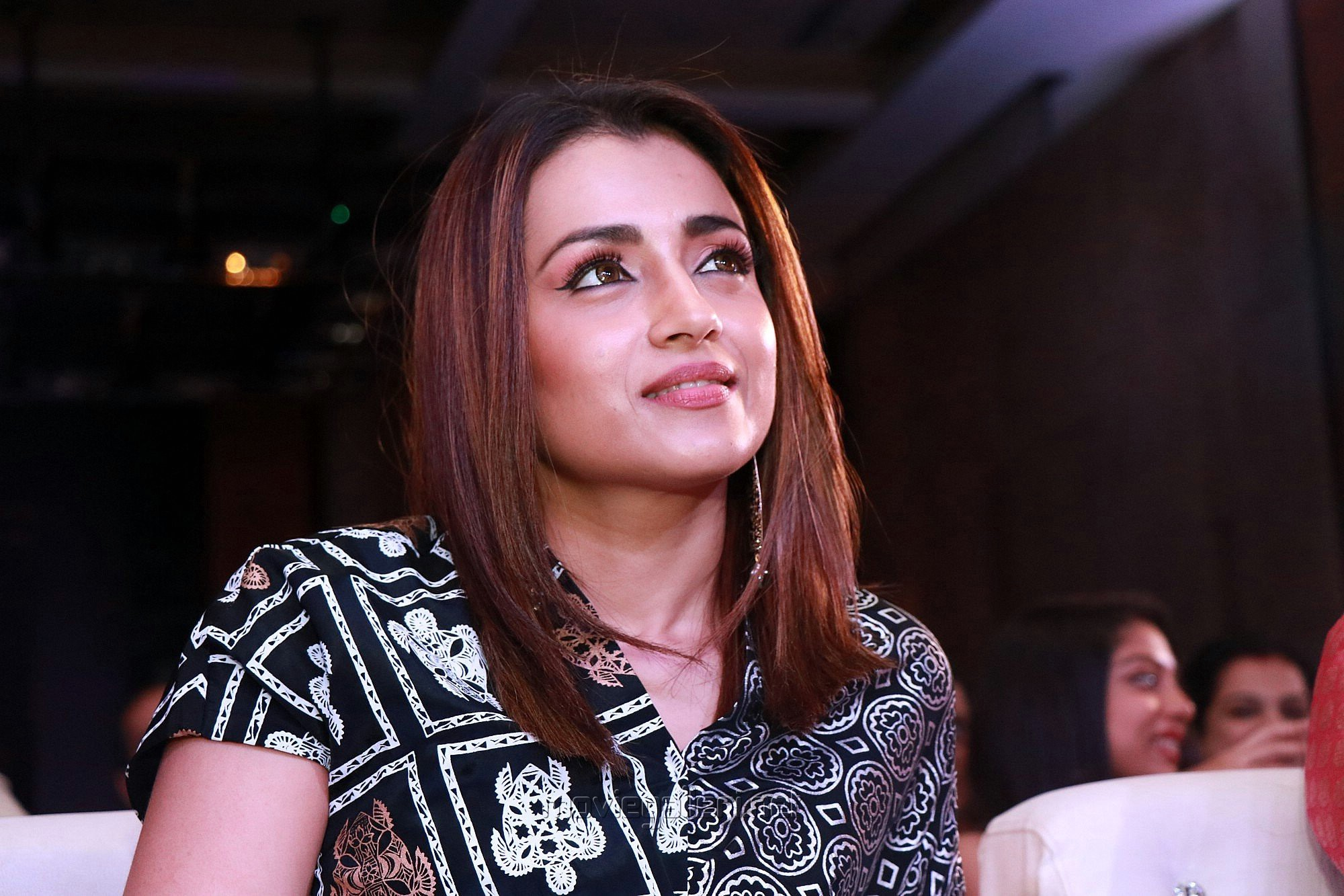 Actress Trisha Photos @ 96 Movie 100 Days Celebrations