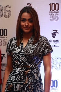 Actress Trisha Krishnan Photos @ 96 Movie 100 Days Function
