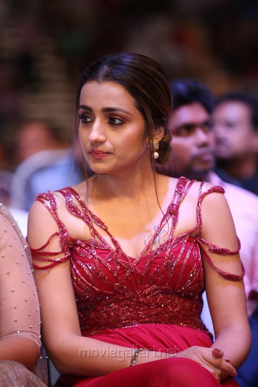 Actress Trisha Photos @ South Indian International Movie Awards 2019 Day 2