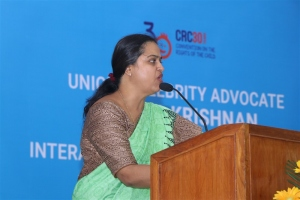 Sugata Roy @ UNICEF End Violence Against Children Youth Talks Photos