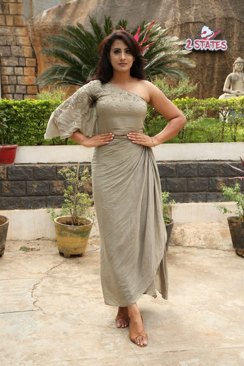 Model Triveni Rao Gallery @ Elite New Year Eve Ticket Launch