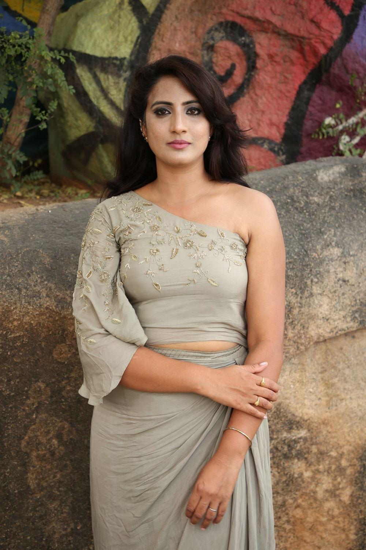 Model Triveni Rao Gallery @ Elite New Year Eve Ticket Launch