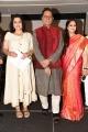 Actress Meena, Nagma @ TSR National Film Awards 2018 Press Meet Stills