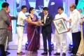 Ram Charan at TSR-TV9 National Film Awards 2011-2012 Photos