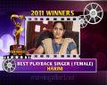 Harini @ TSR-TV9 National Film Awards 2011 2012 Winners Photos