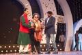 T Subbarami Reddy, Bappi Lahiri, Balakrishna @ TSR TV9 National Film Awards 2015-16 Function Stills