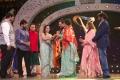Chiranjeevi, Hema Malini, Krishnam Raju, Jaya Prada, Balakrishna @ TSR TV9 National Film Awards 2015-16 Function Stills